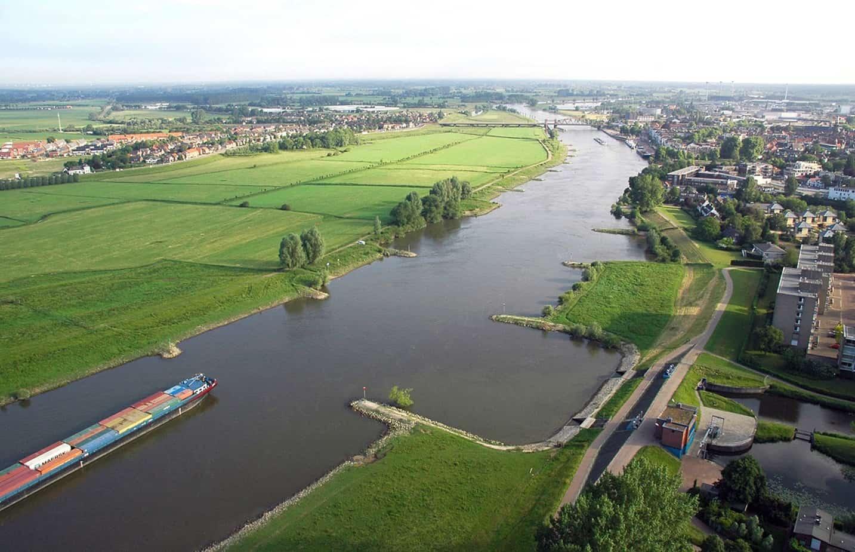 Il trasporto fluviale