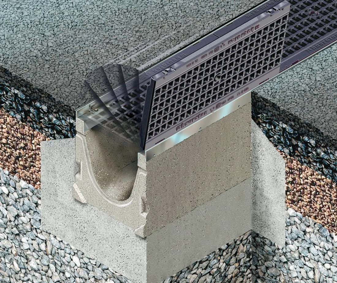 Il sistema di chiusura rapida Side-Lock sviluppato da Hauraton e brevettato