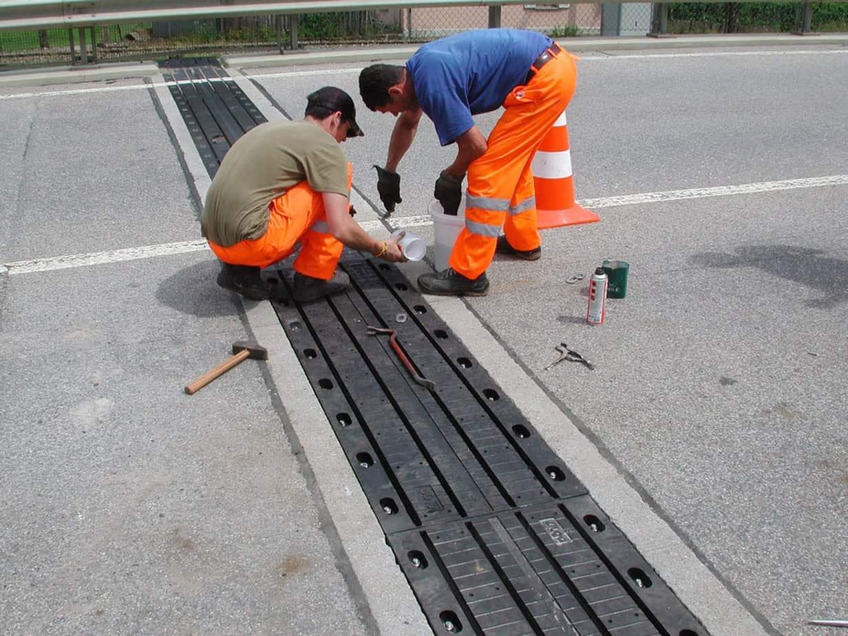 Un esempio di lavoro di manutenzione