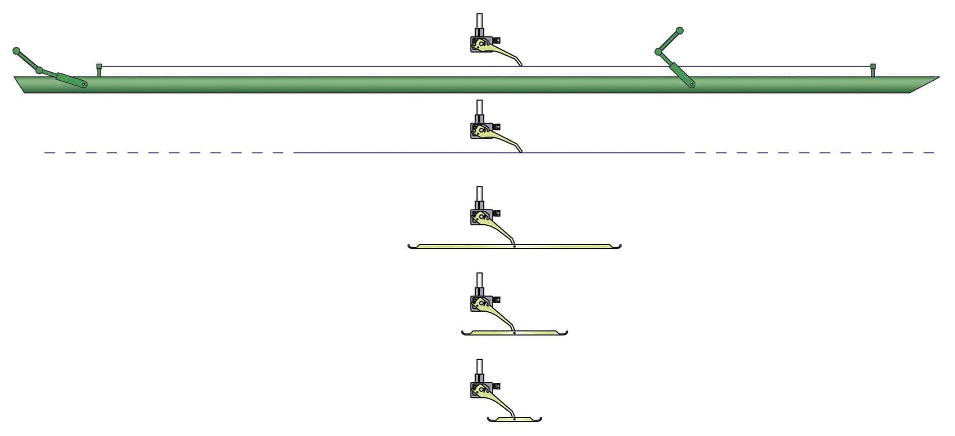 Varie tipologie di sensore meccanico