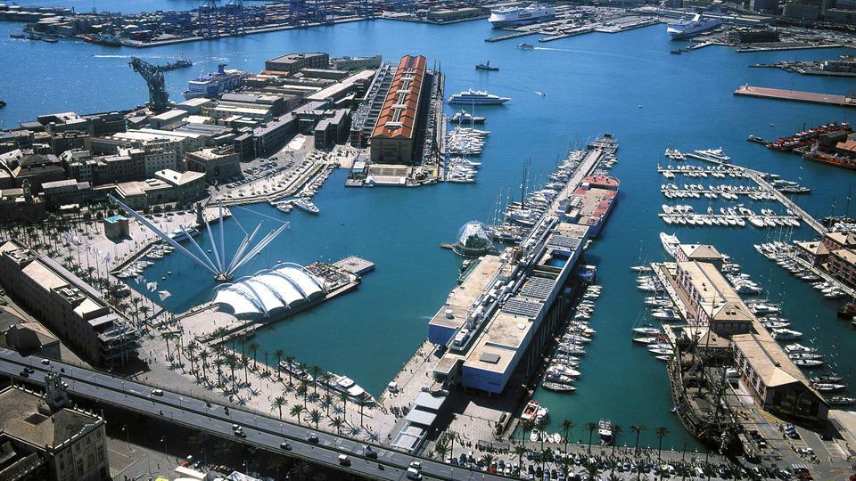 Per il porto di Genova, lavori in corso e progetti