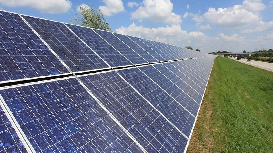 Le barriere antirumore fotovoltaiche