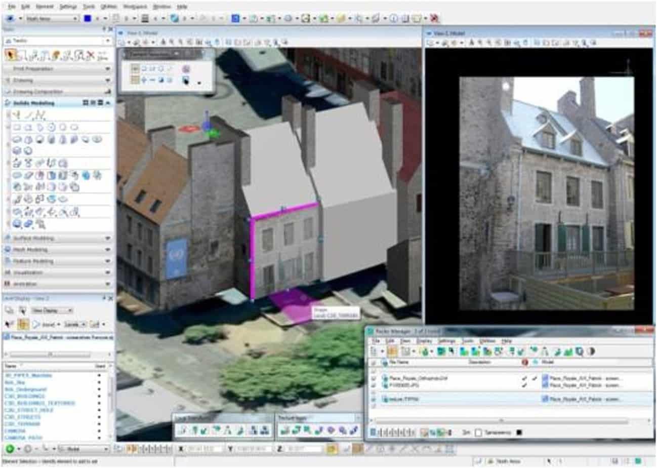 Il 3D texturing