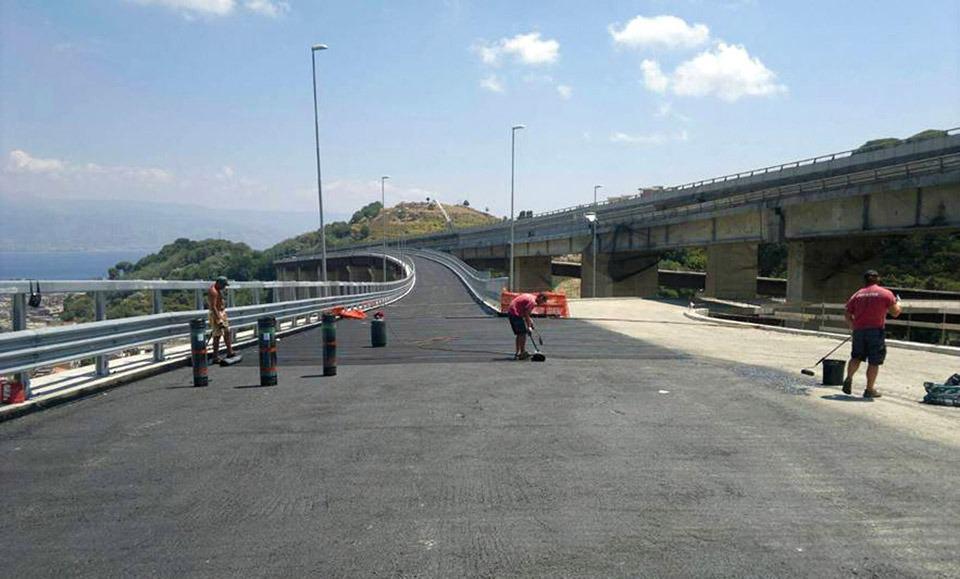 Membrane impermeabili per ponti e viadotti