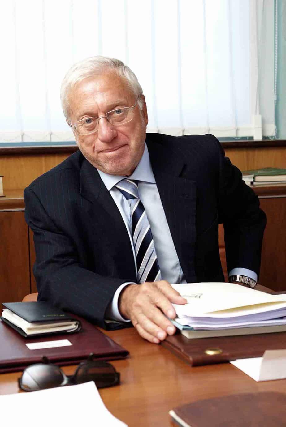Emilio Terpin, Presidente della Concessionaria autostradale Autovie Venete