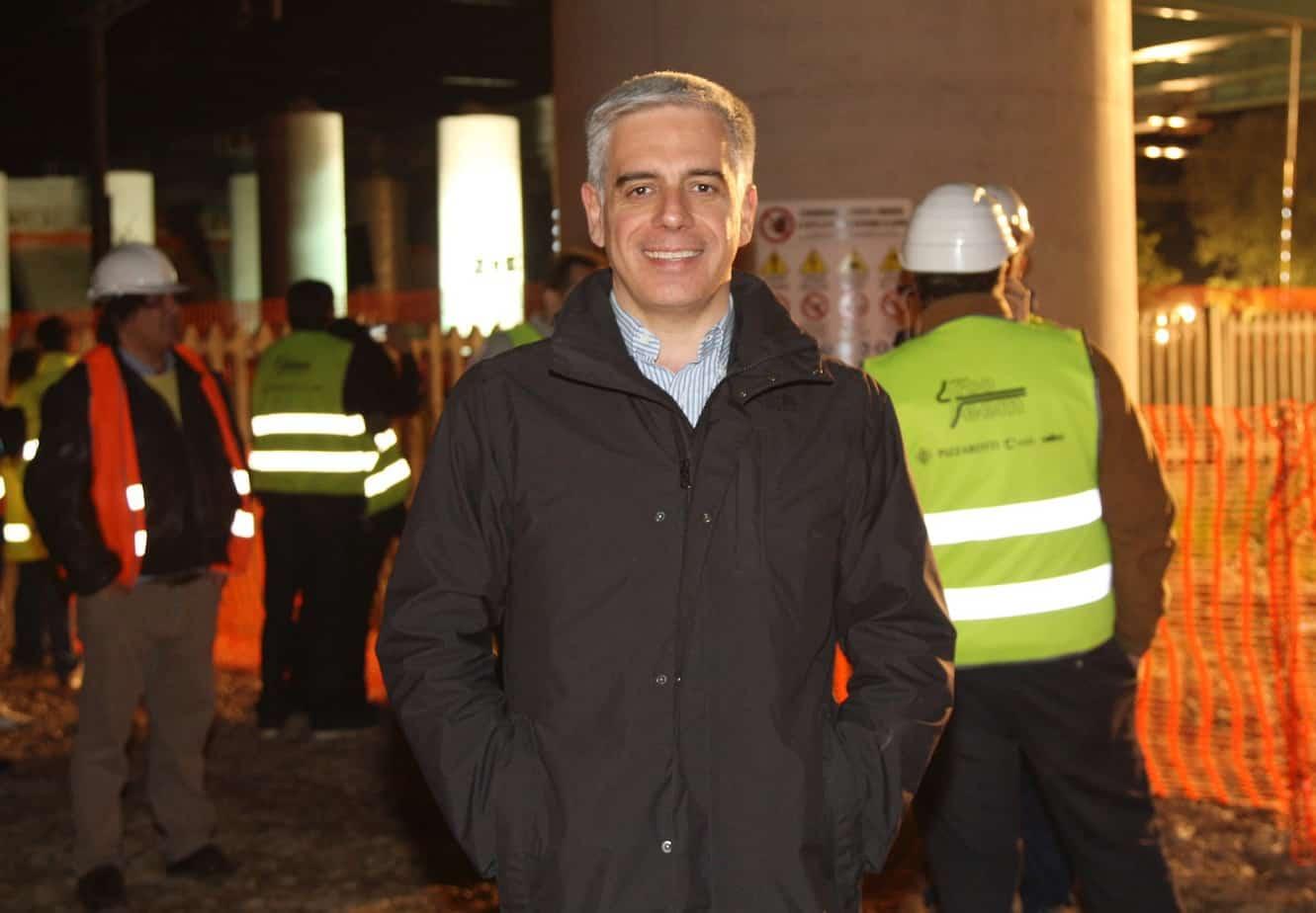 Stefano Maullu, Amministratore Delegato di Tangenziale Esterna SpA
