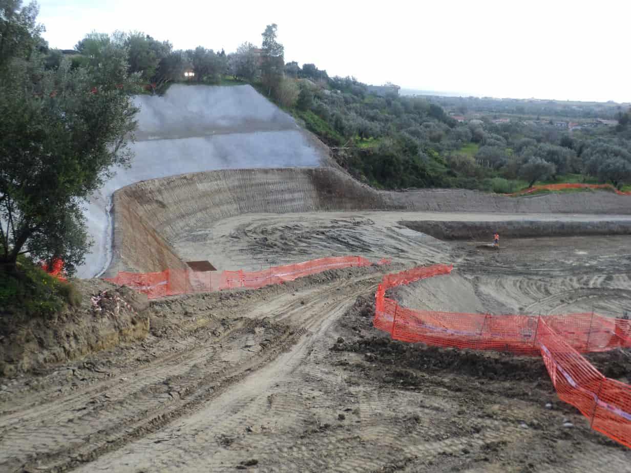 La fase costruttiva e di scavo