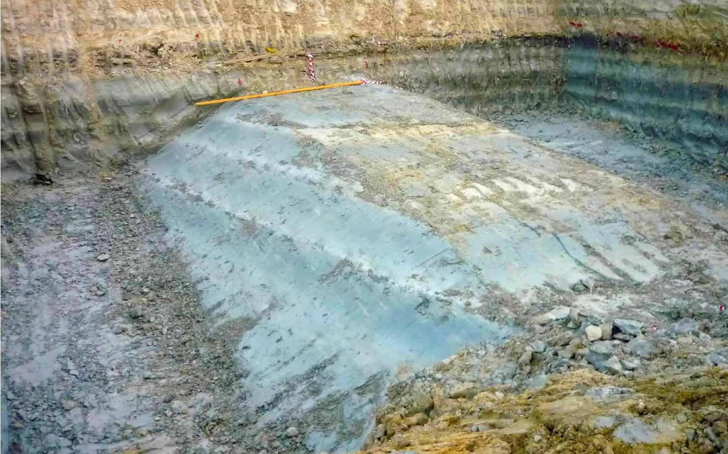 Le fasi costruttive e di scavo