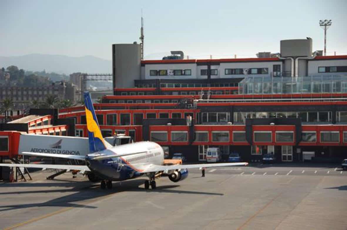 L'aeroporto Cristoforo Colombo di Genova - Sestri Ponente