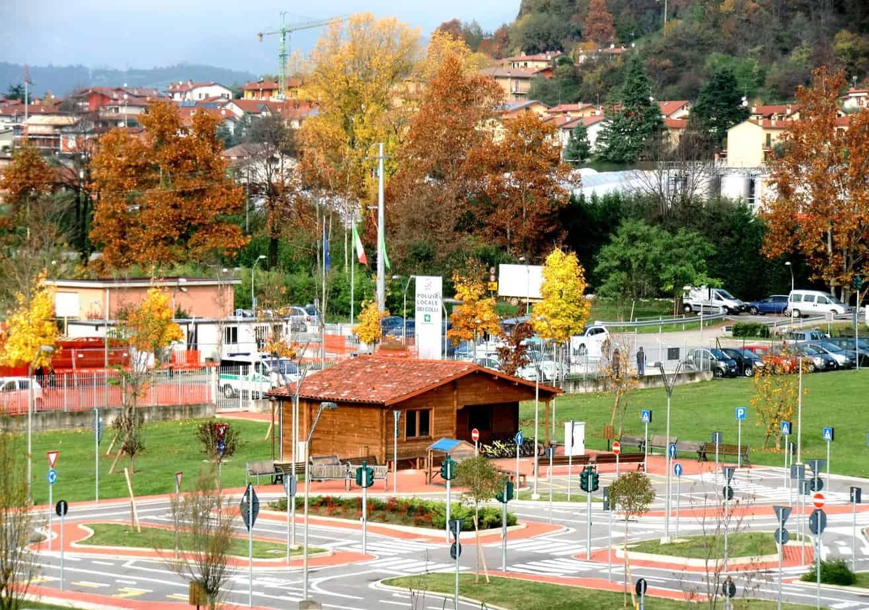 Un parco-scuola per insegnare l'educazione stradale ai bambini