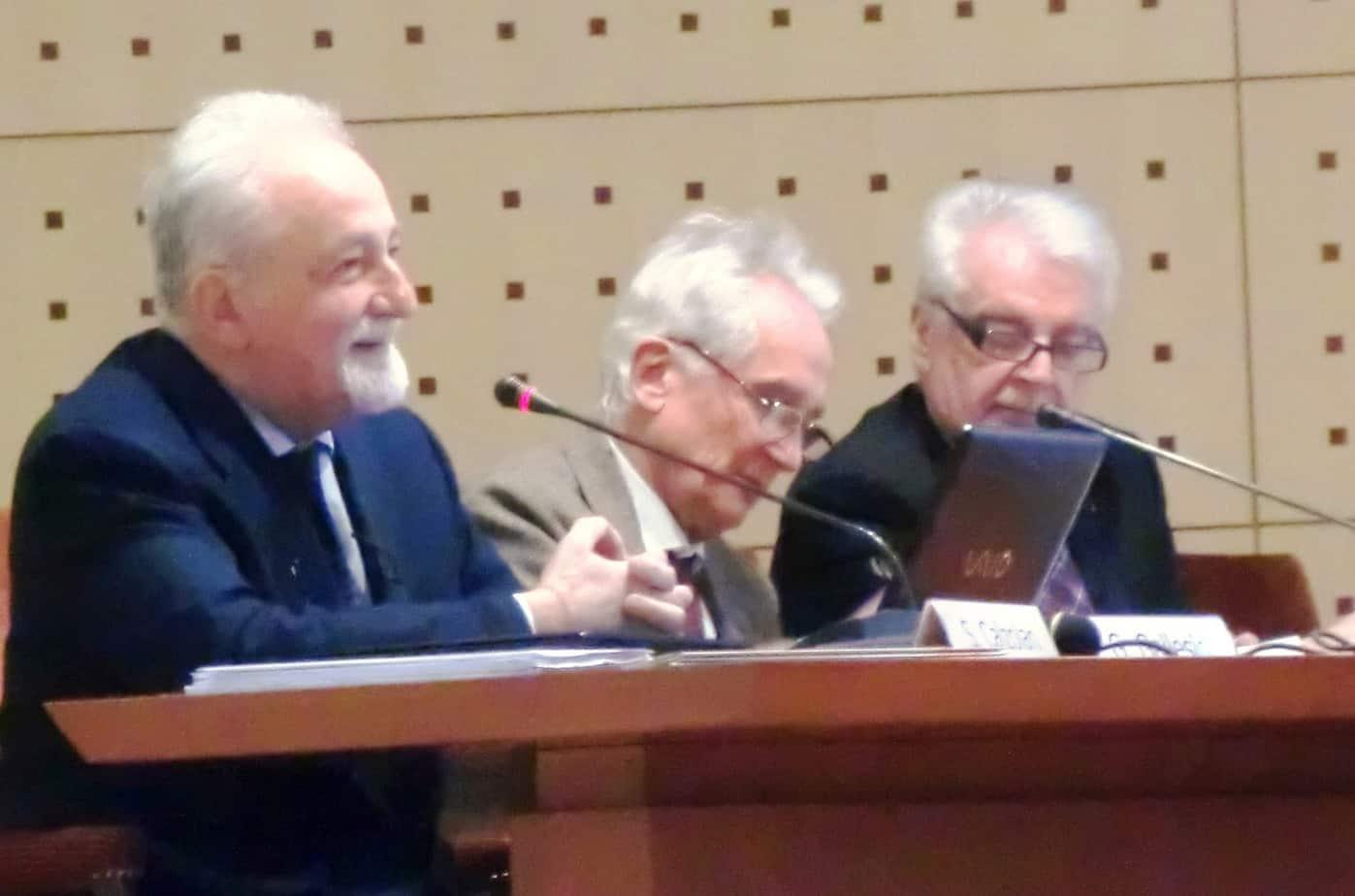 L'intervento del Prof. Brandolese del Politecnico di Milano