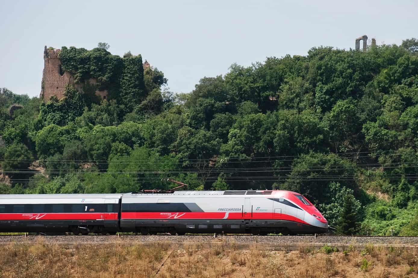 Una nuova linea per i nuovi treni