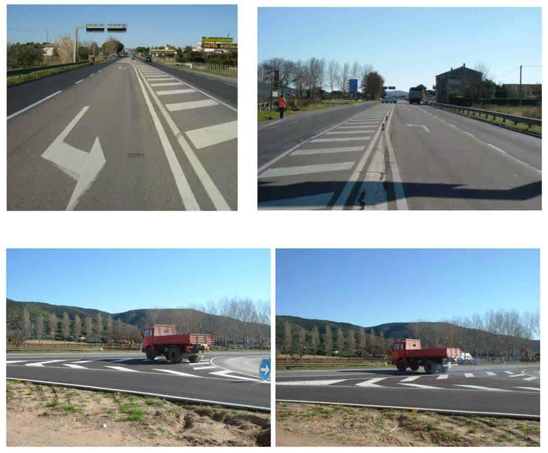 Alcuni punti critici dell'intersezione infrastruttura