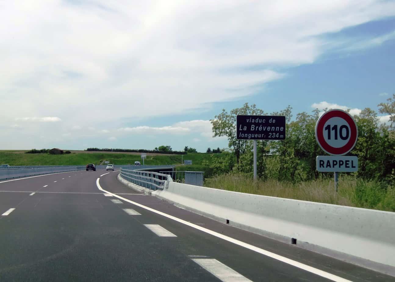Il viadotto de la Brevenne
