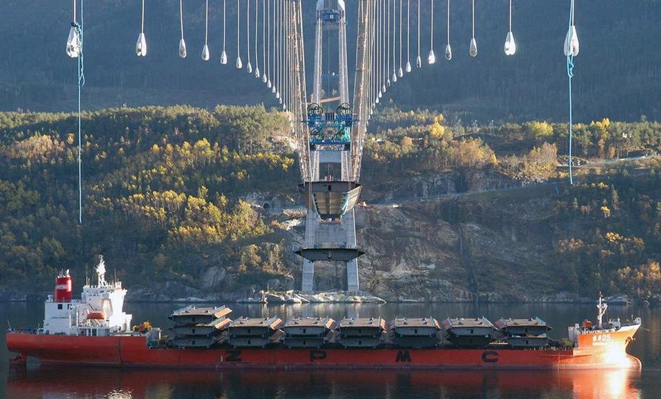 Hardangerbrua: il più lungo ponte sospeso norvegese