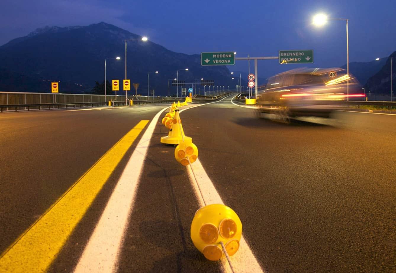 Per Autostrada del Brennero SpA la sicurezza e l'informazione sono priorità