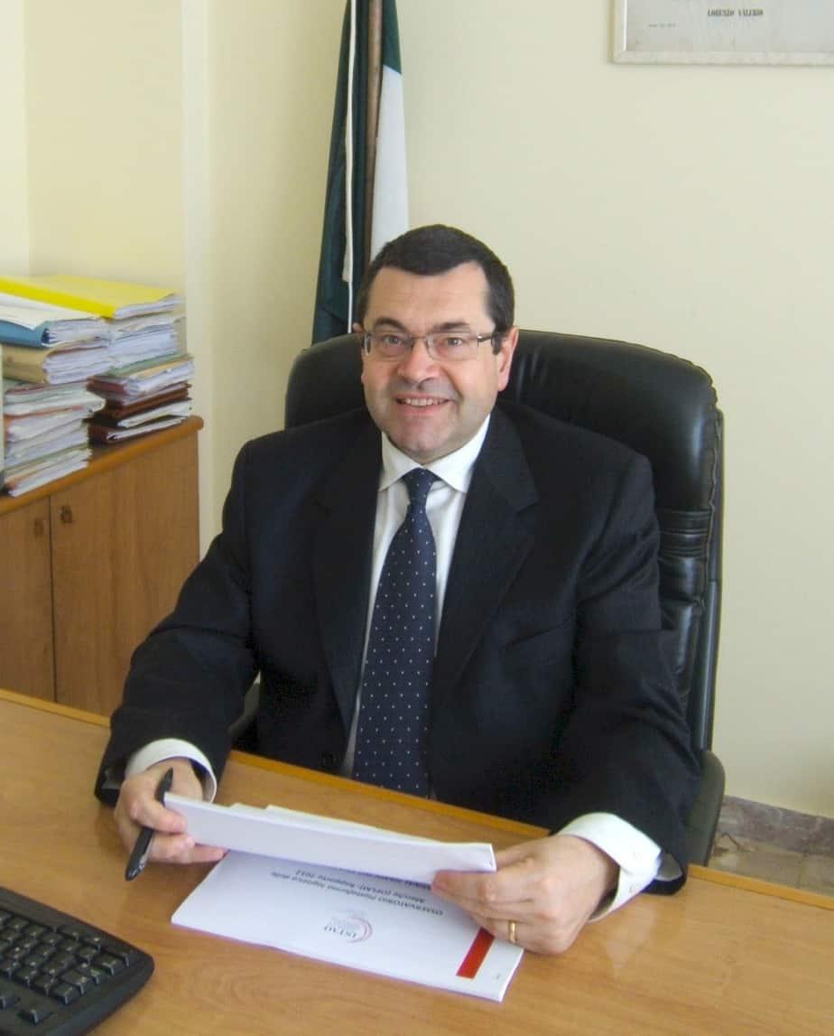Tito Vespasiani, Segretario Generale dell'Autorità Portuale di Ancona