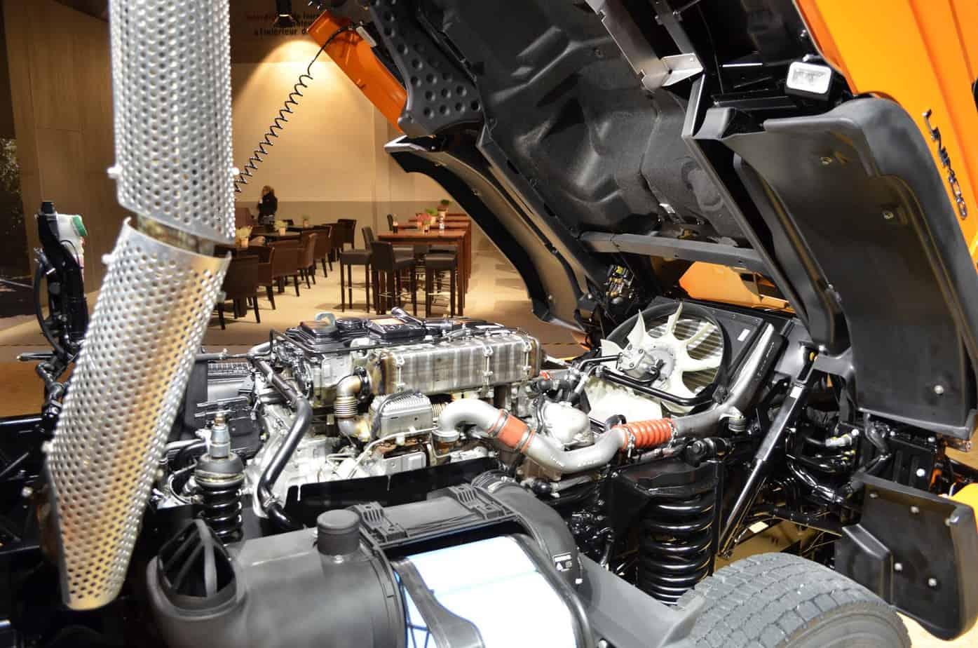 I nuovi motori Euro 6 con potenza fino a 299 CV