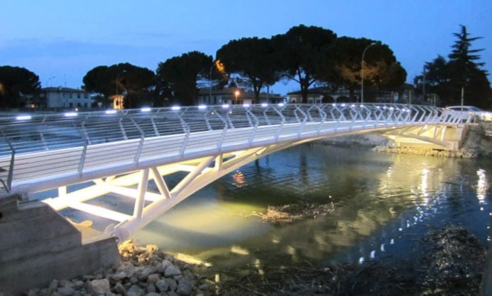 Il ponte Canareggio: un esempio di razionalizzazione