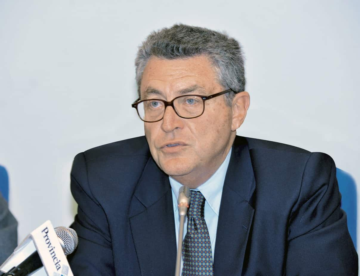 Maurizio Ievolella, Segretario Generale dell'Autorità Portuale di Civitavecchia-Fiumicino-Gaeta