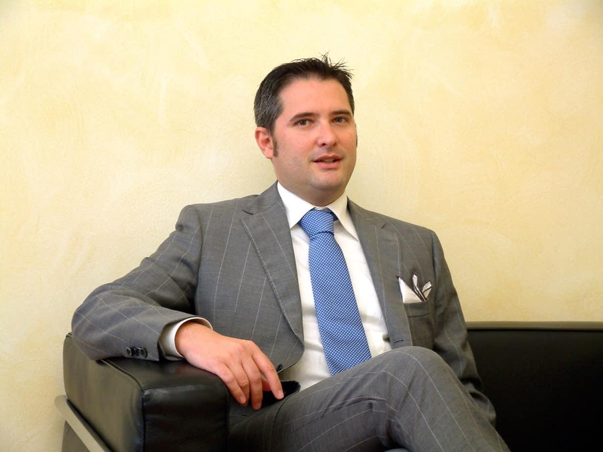 Matteo Gasparato, Presidente del Consorzio ZAI