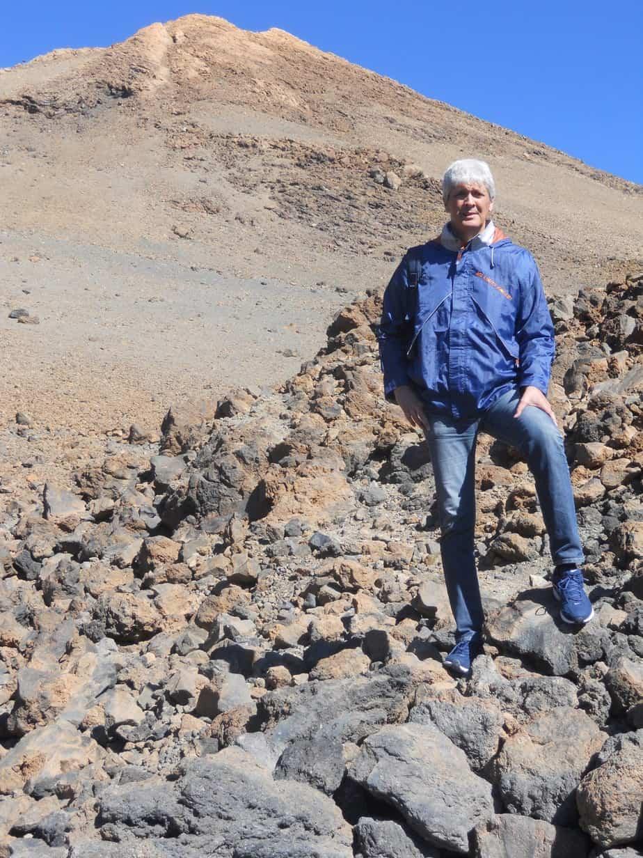 Ai piedi del vulcano Tejde a Tenerife