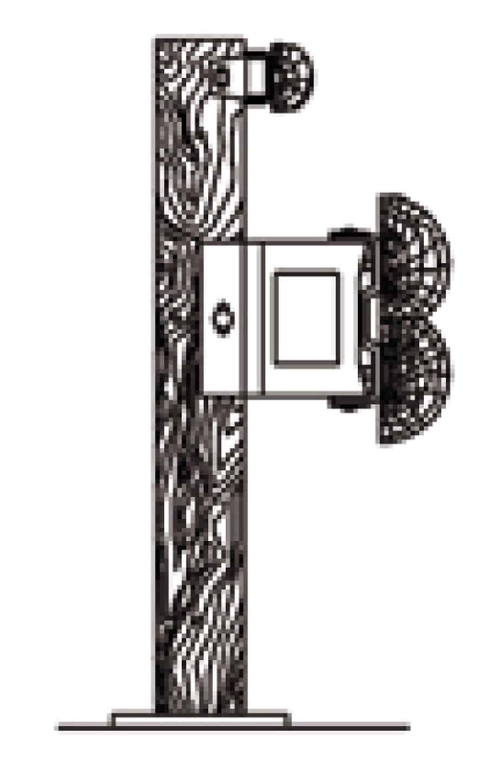 Lo schema della T40 Bordo Ponte