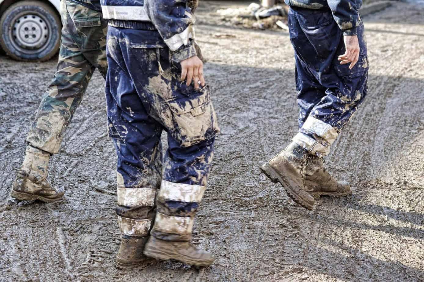 La messa in sicurezza del territorio attraverso opere di manutenzione