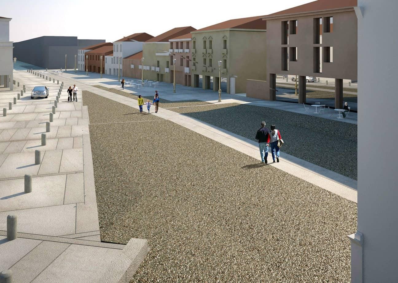 Due simulazioni: in evidenza, le pavimentazioni in resina LT di Iterchimica proposte