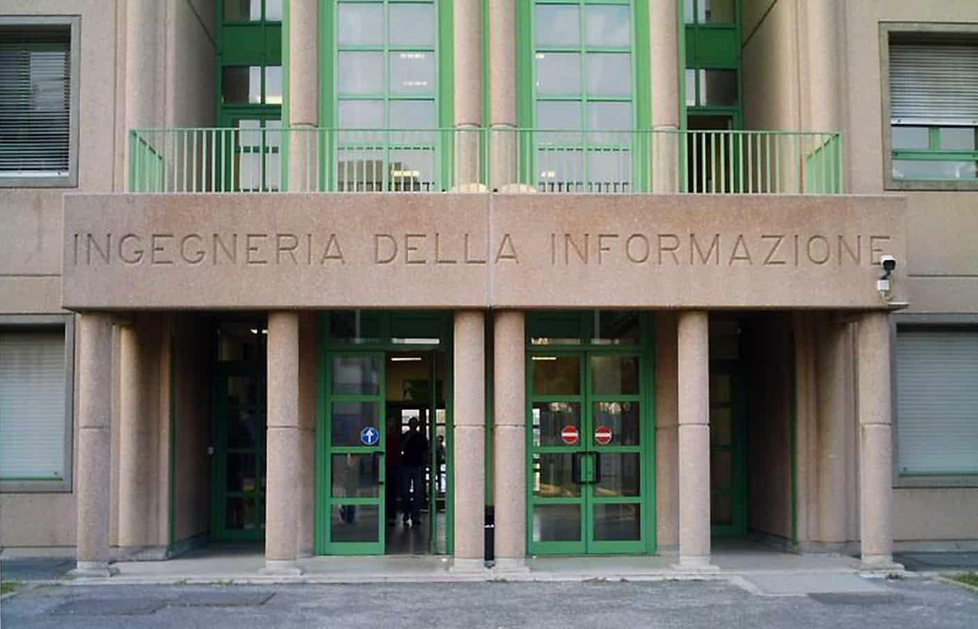 Una sede universitaria di Facoltà dell'Ingegneria dell'Informazione