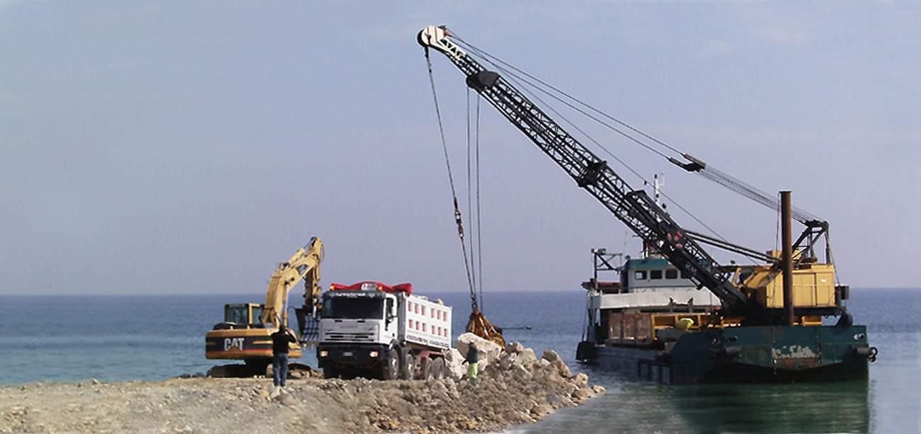 Il CNI potrebbe promuovere la mappatura dello stato delle infrastrutture portuali e delle coste italiane con la collaborazione degli Enti competenti