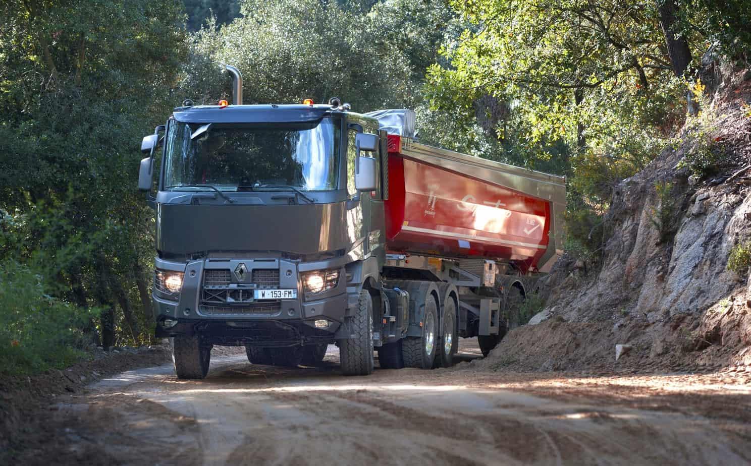 I veicoli sono stati studiati per rispondere alle esigenze di chi opera sui cantieri o li approvvigiona