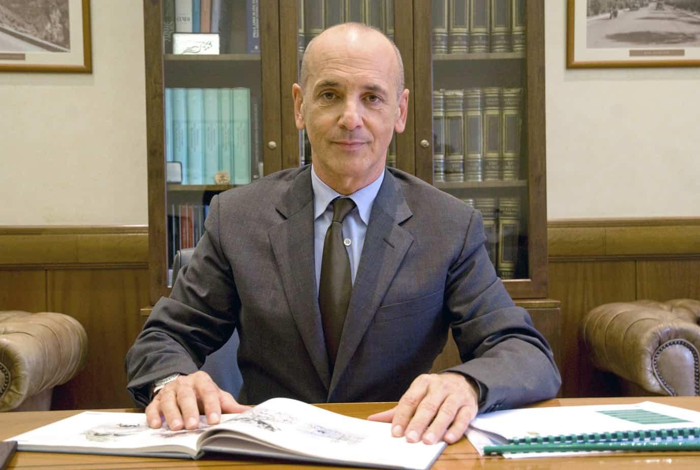 Guido Perosino, Presidente di Quadrilatero Marche-Umbria SpA