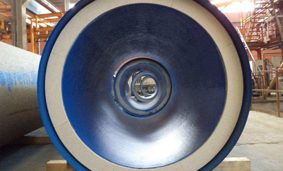I tubi a spinta per microtunnelling