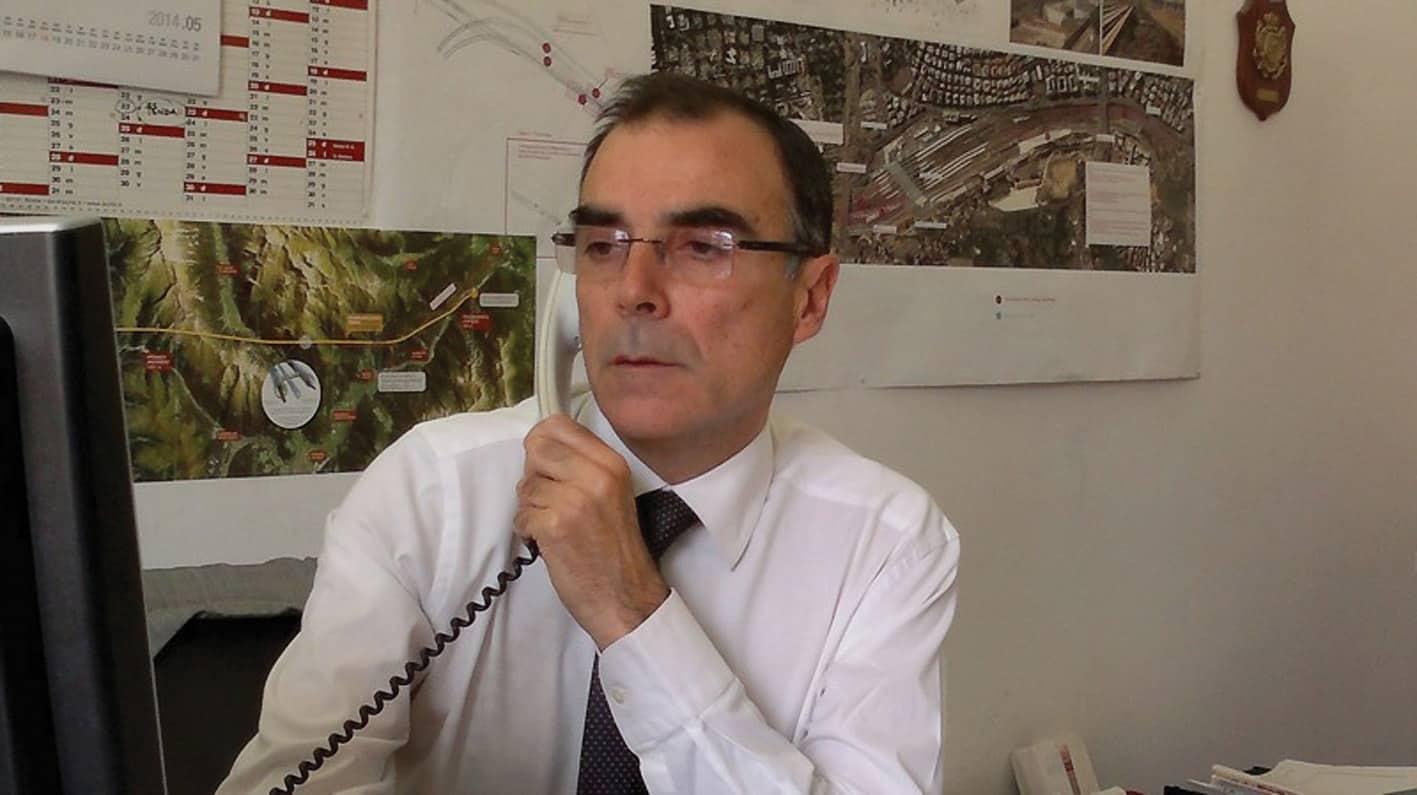 Roberto Ferrazza, Dirigente seconda fascia del Ministero delle Infrastrutture e dei Trasporti