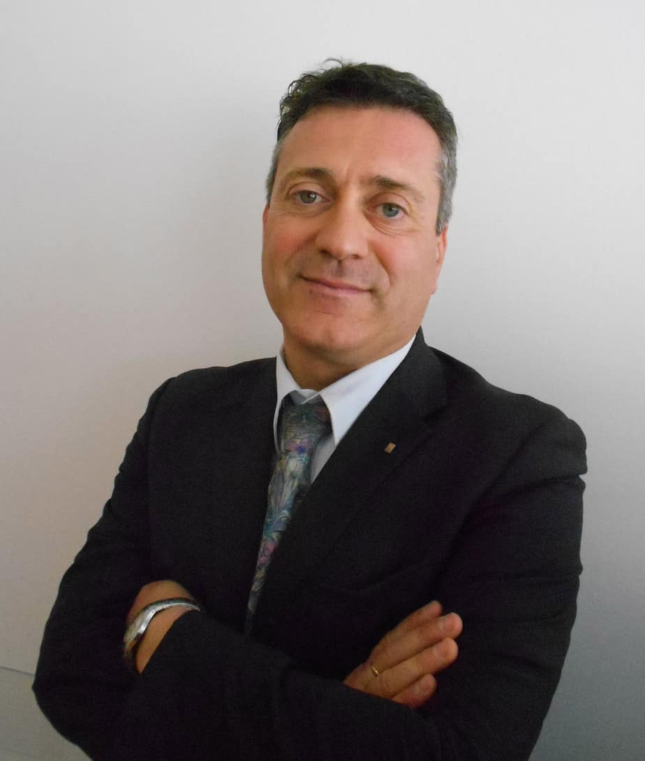 Marco Sandri di Italcementi, Product Manager di i.active COAT