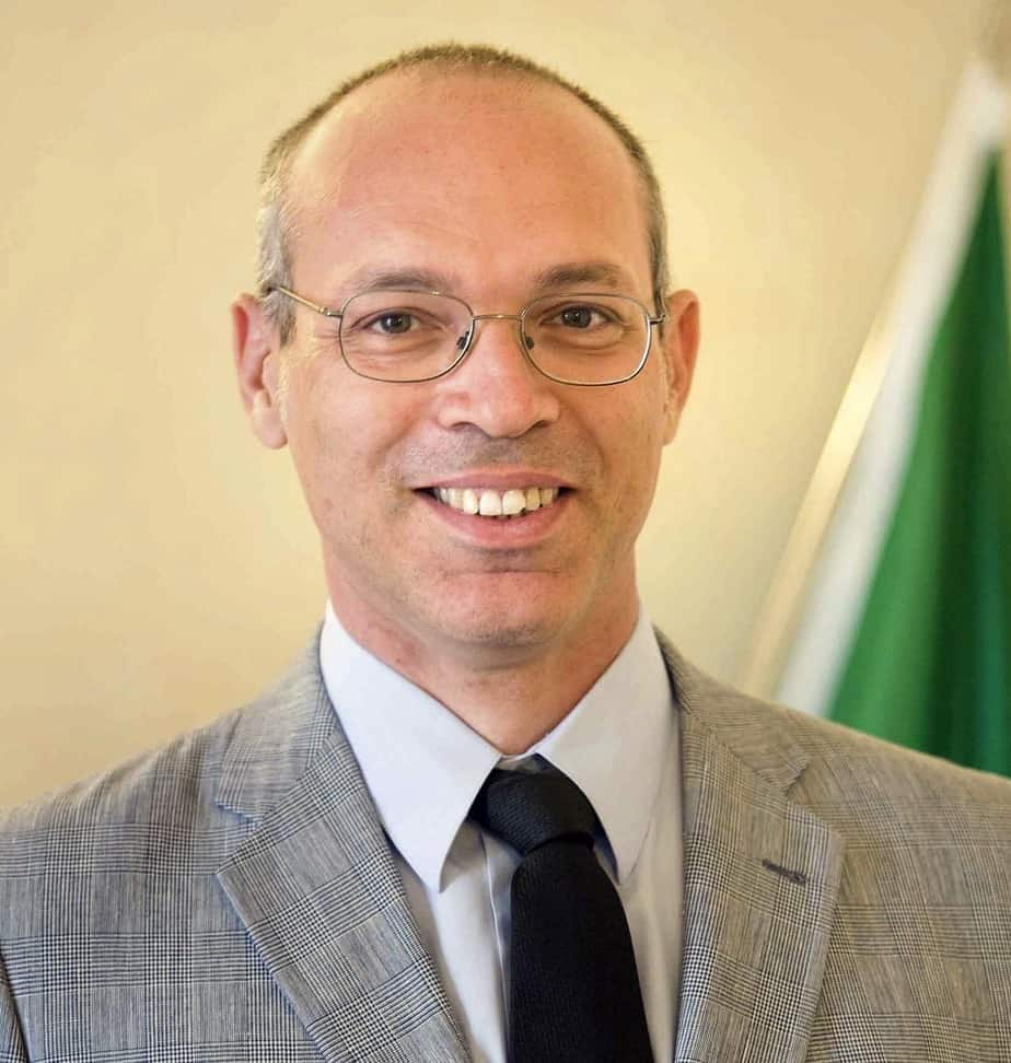 L'On. Paolo Gandolfi, Componente della IX Commissione Trasporti e Telecomunicazioni e Relatore del Disegno di Legge Delega al Governo per la Riforma del Codice della Strada