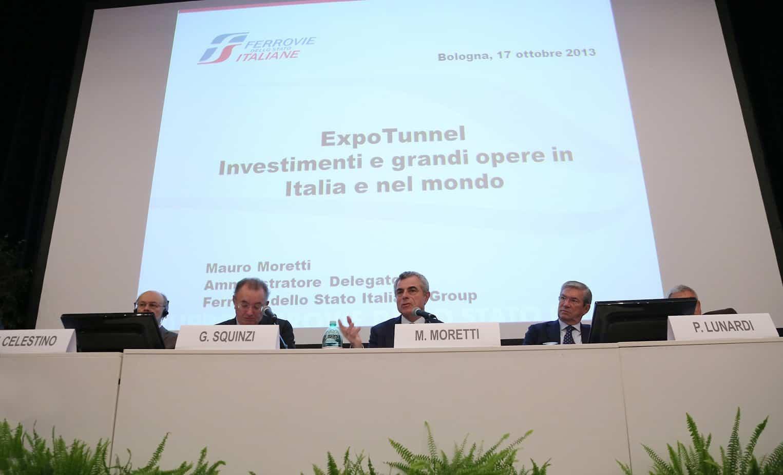 Dopo il successo della prima edizione, EXPOTUNNEL si conferma vetrina delle eccellenze dell'ingegneria italiana, dalla progettazione alla realizzazione delle infrastrutture