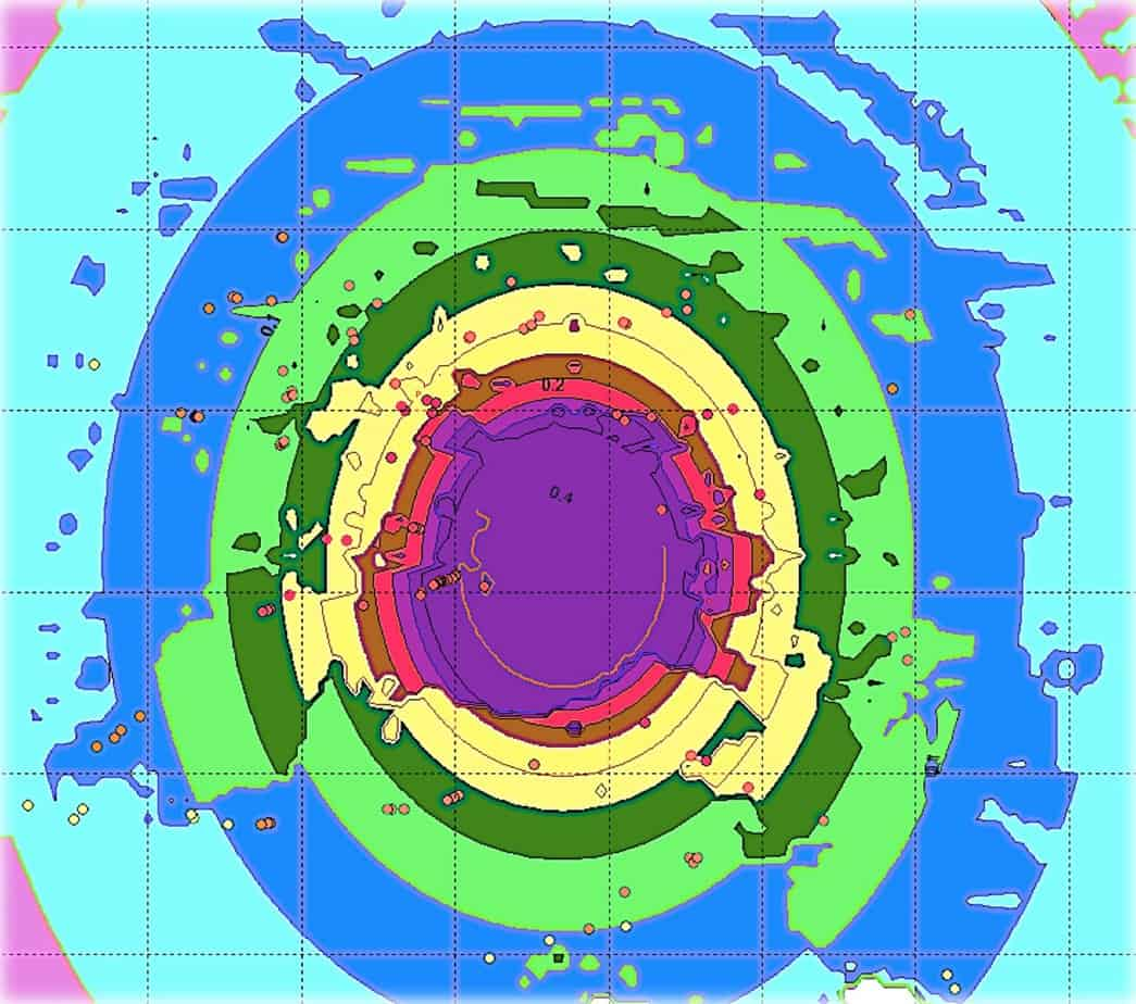 La simulazione di uno scenario sismico con Br.I.N.S.E. v1.0
