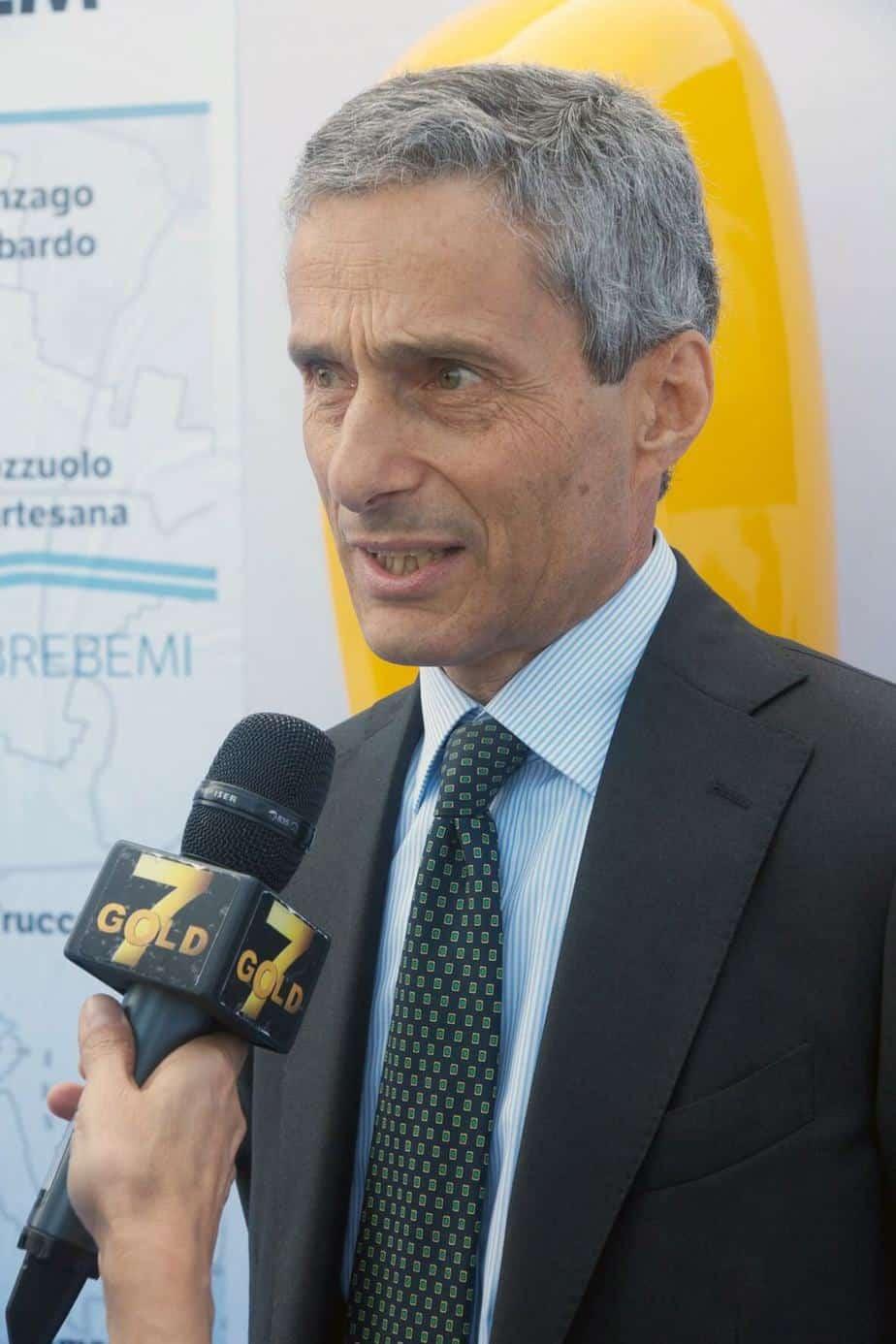 Il Presidente di TE SpA, Ing. Paolo Morerio