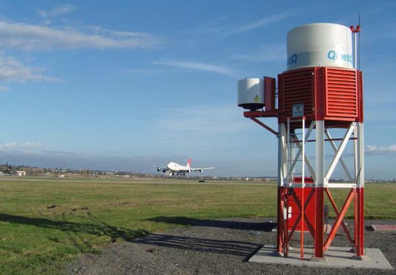 Un sistema radar di identificazione FOD