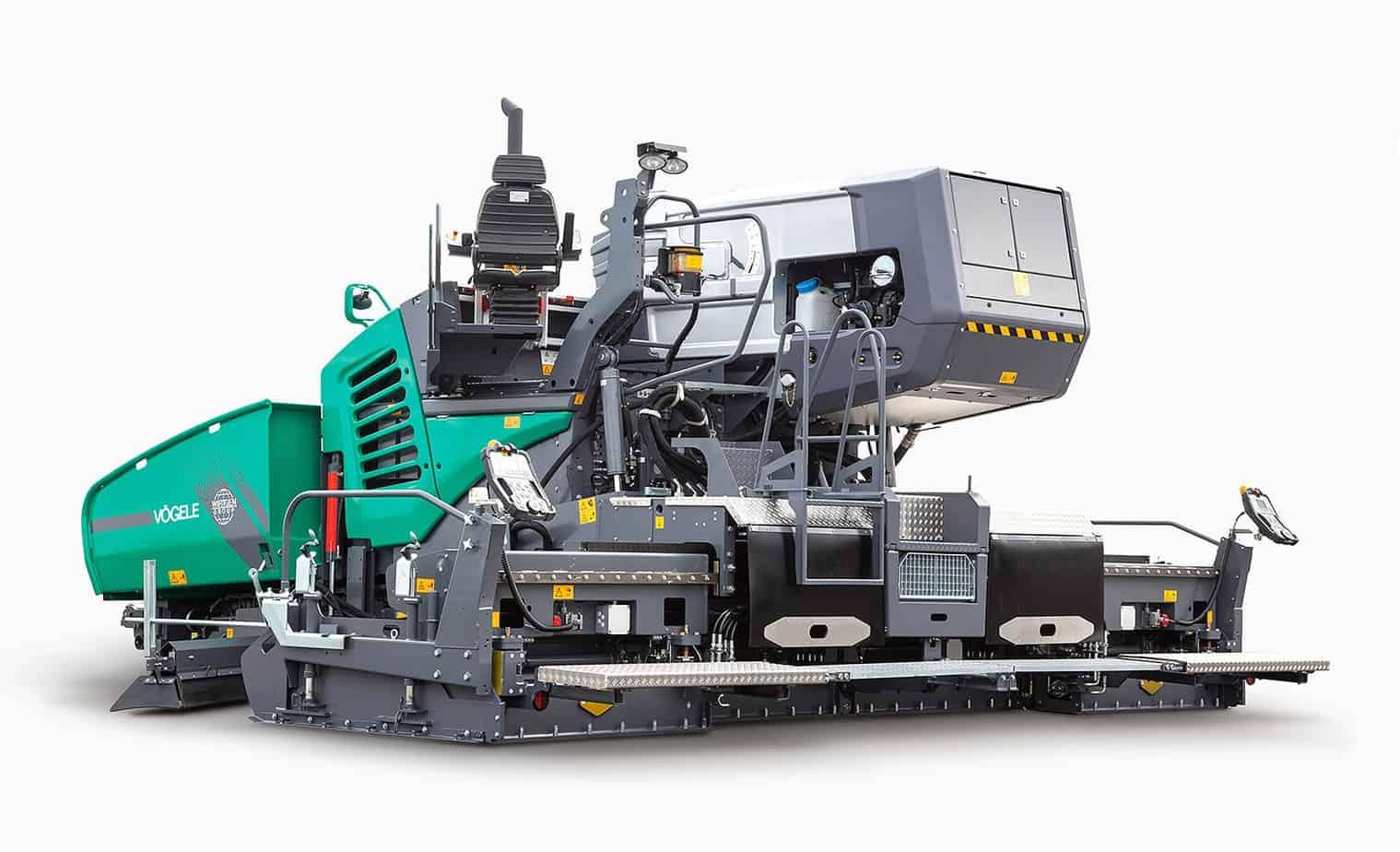 Sia come classica finitrice stradale del segmento mediosuperiore che come macchina per interventi speciali grazie alla costruzione modulare, la Super 1800-3i SprayJet può essere impiegata in modo estremamente flessibile