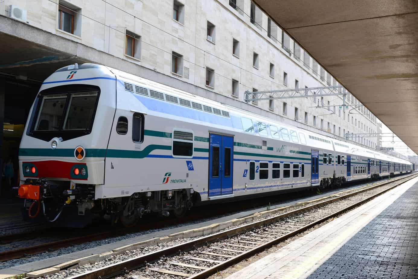 Il Vivalto presso la stazione Termini a Roma