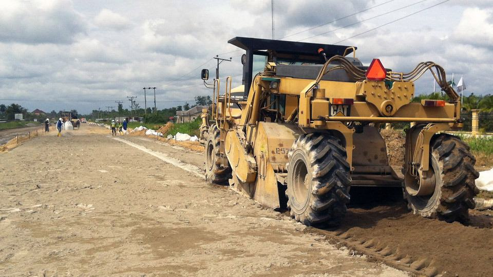 Le costruzioni stradali nei Paesi a clima tropicale