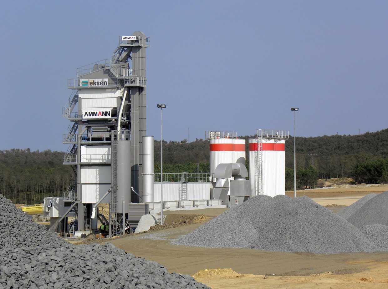 L'impianto UniBatch 340 installato in Turchia