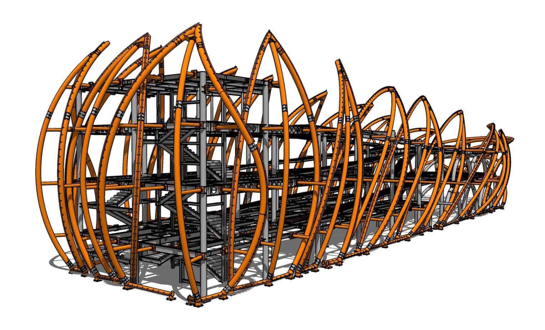 La struttura