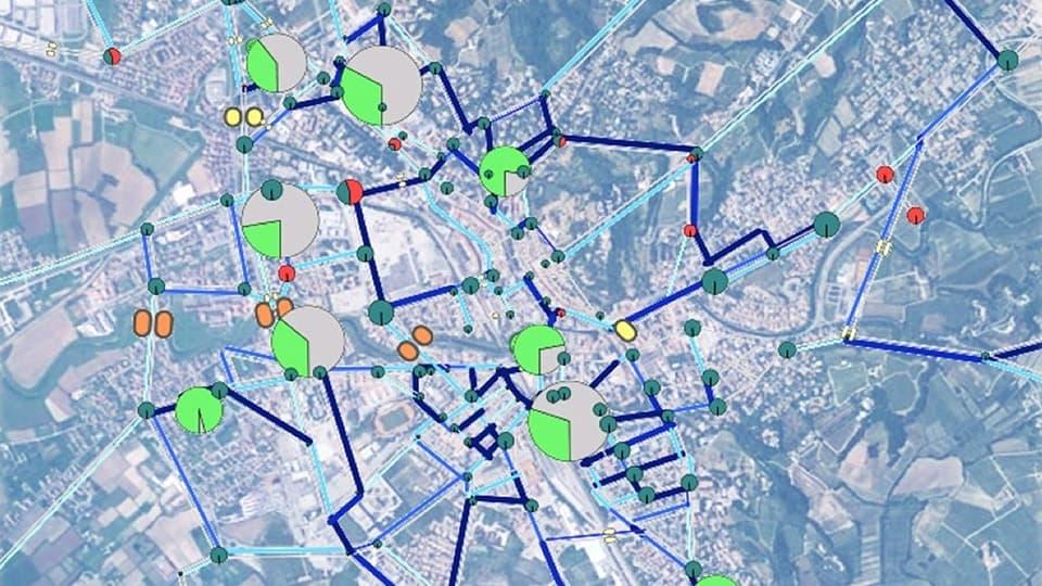 La gestione dell'emergenza sismica in reti di trasporto urbano