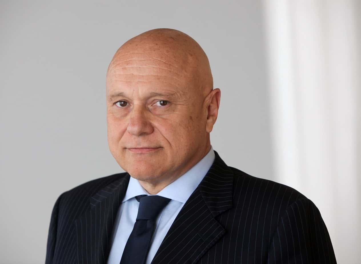L'Ing. Giulio Burchi, Amministratore Delegato di Autostrada Brescia Verona Vicenza Padova SpA