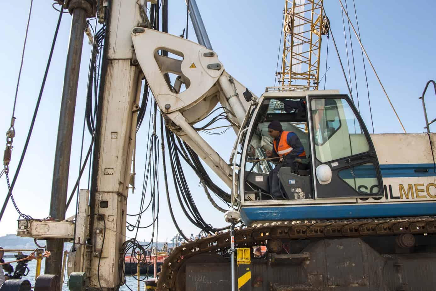 Il nuovo sistema di presa sarà costituito da condotte in resina rinforzata con fibre di vetro