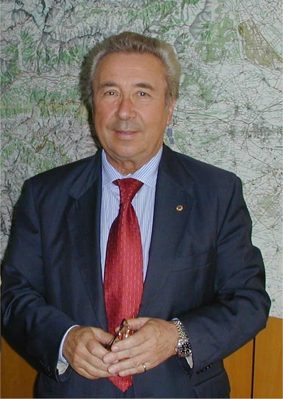 Giuseppe Cerutti, Presidente Società italiana Traforo Autostradale del Frejus (SITAF)